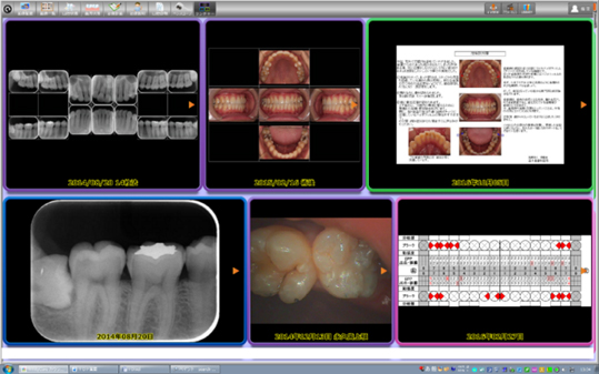 五十嵐歯科医院の設備
