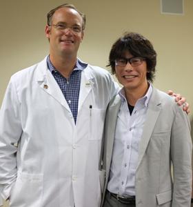 2012年 Dr.E.T.シャイアー(PHIJ・ヒューストンにて)